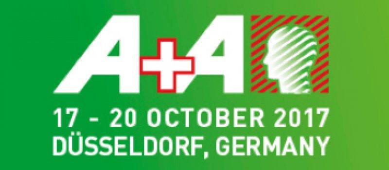 A+A Dusseldorf Maille verte